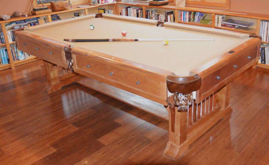 1 Mesquite pool table