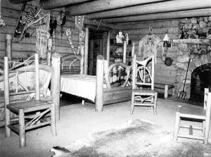 Adirondack Vintage Interior