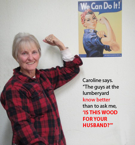 Caroline Can Do It!